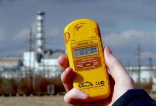 Профессиональный замер радиации в СПб