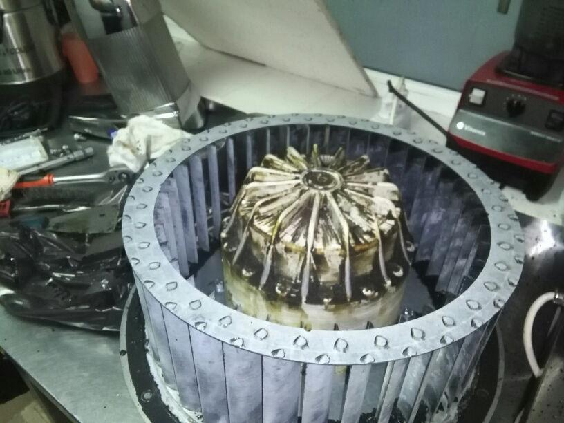 очистка воздуховодов