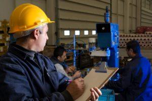 Производственный контроль на предприятии